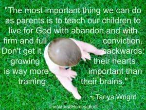 Homeschooling July 2013 Part 4