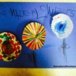 """God Made All Flowers"" Craft (For Toddlers and Preschoolers)"