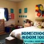 Homeschool Room Tour 2014