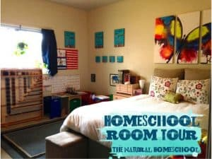 Homeschool Room Tour 2014