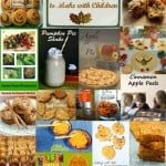 Applesauce and Other Fall Recipes to Make with Children