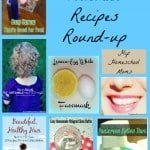 Homemade Toiletries Recipes