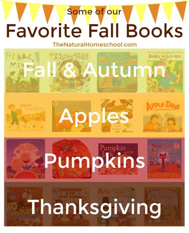 fall books main