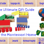 The Ultimate Gift Guide for the Montessori Home