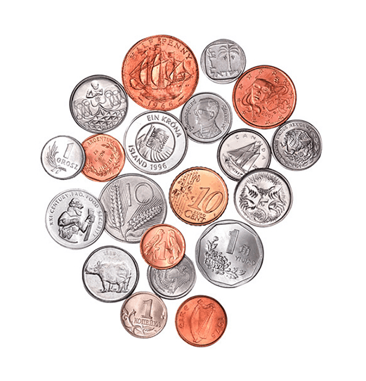coins from around the world geography lessons free