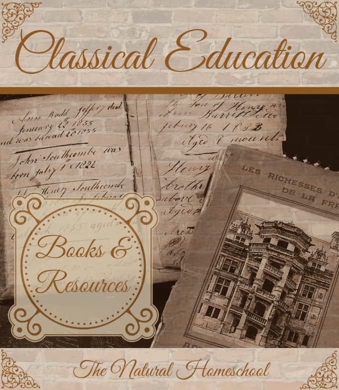 Classical Education 101 Books