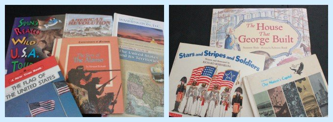 Tour of the USA: Lessons, Activities, Books & Free Printables