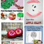 Apples, Apples & More Apples (Link Party #53)