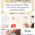 The Most Complete U.S. Coin Values Unit {Free Printables}