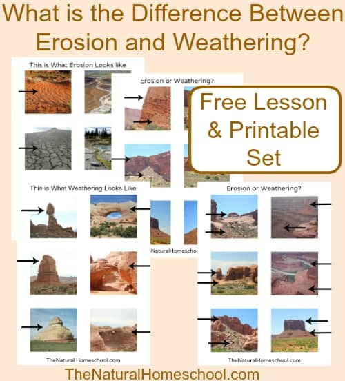 Similiar Difference Between Weathering And Erosion Keywords