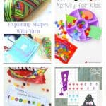Free Printable Math Lesson Plans {Link Party #62}