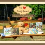 Best Teddy Bears Books, Lessons, Free Printables & More
