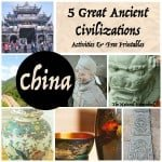 Art & Architecture History of Ancient China {Free Printables}