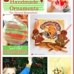 Awesome Handmade Ornaments {Linky 68}