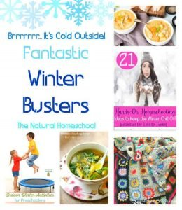 Fantastic Winter Busters (Link Party 70)