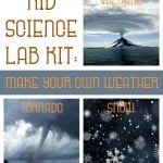 Kid Science Lab Kits: Extreme Weather