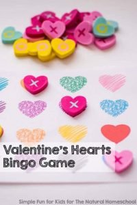 Valentine's Day Party Games & Activities {Free Printable}