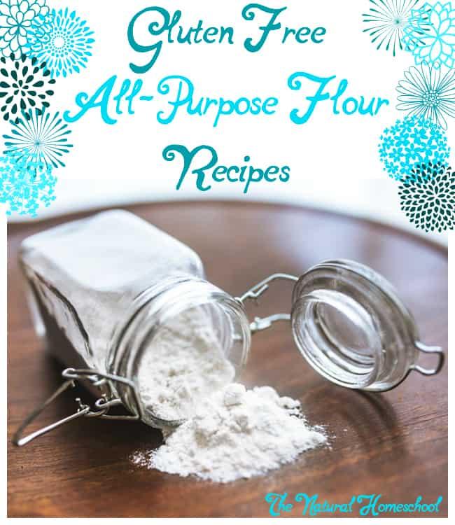gluten free flour recipes 4
