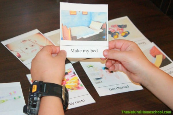 Chore Charts for Multiple Children {Free Printable Charts & Cards}