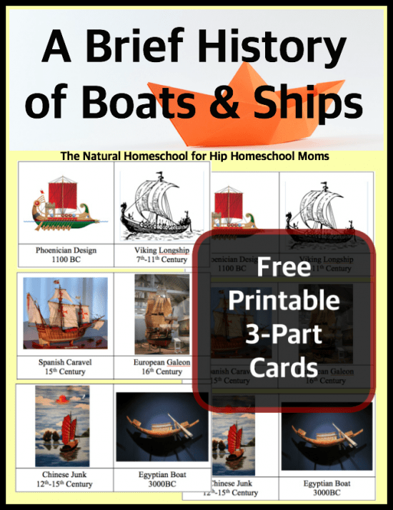 A Brief History of Boats and Ships