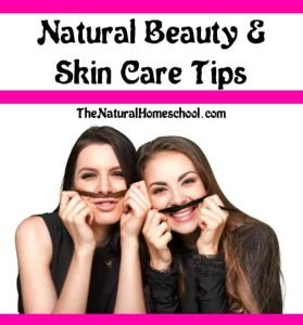 Natural Beauty and Skin Care Tips {Coupon Code}