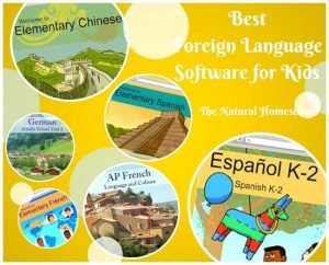 Best Foreign Language Software for Kids