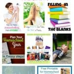 Homeschooling A-Z {Link Party 91}