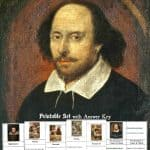 Top Shakespeare Quotes by Play {Printables}