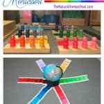 Montessori Sensorial Color Activities for Kids {Printables}