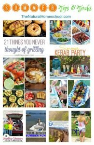 Summer Tips & Tricks {Link Party 98}