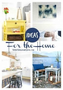 Ideas for the Home {Link Party 99}