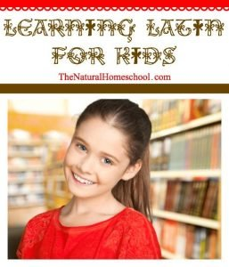 Learning Latin for Kids
