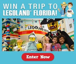 Enter the Little Passports and LEGOLAND® Florida Resort Sweepstakes
