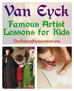 Van Eyck: Famous Artist Lessons for Kids