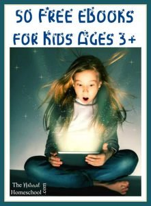 50 Free eBooks for Kids Download {Ages 3+}