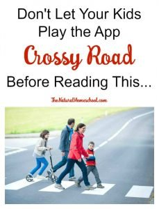 Don't Let Your Kids Play Crossy Road Before Reading This…