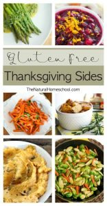 Gluten Free Thanksgiving Sides