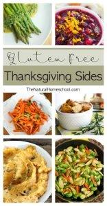Gluten Free Thanksgiving Sides