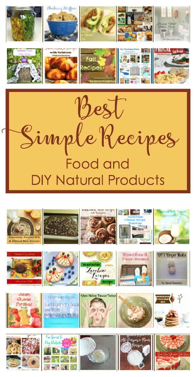 recipes-landing-page