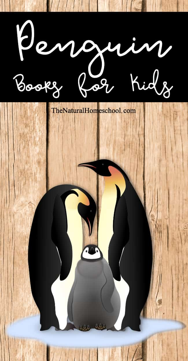 We have compiled a set of awesome penguin books for kids that are fiction, a list of non-fiction books, activities and printable notebooking pages. We hope you enjoy all of the ideas and inspiration. Enjoy them with your kids this season!