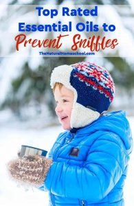 Top Rated Essential Oils to Prevent Sniffles