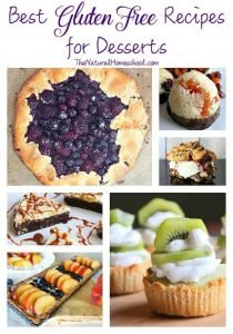 Gluten Free Recipes: Desserts