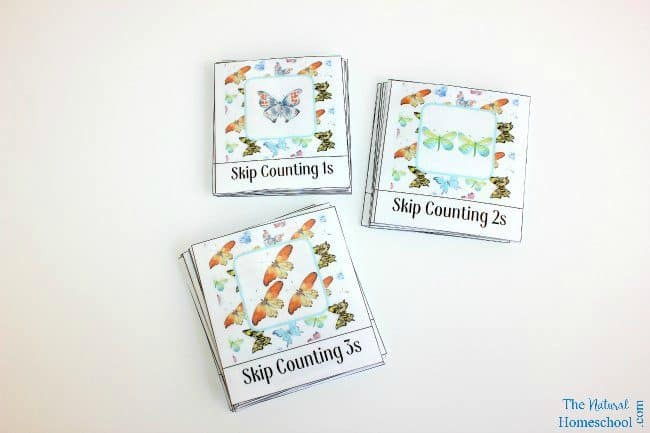 See, we love Math and we love the Montessori Method, so we blended the two and made some Montessori-Inspired Skip Counting for Kids that you and your family will enjoy using and learning from.