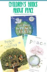 Peace Books for Children (List & Resources)