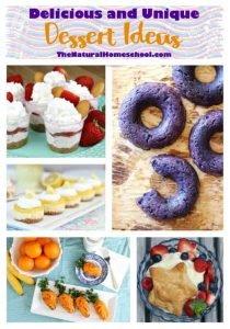 Delicious and Unique Dessert Ideas