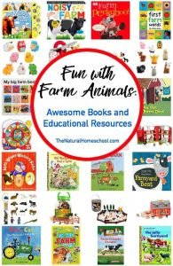 Farm Animals: Books and Educational Resources