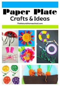Paper Plate Crafts & Ideas