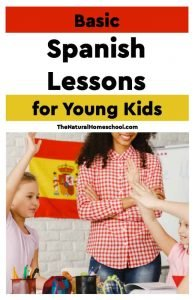 Basic Spanish Lessons for Young Kids