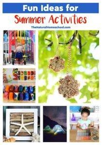 Fun Ideas for Summer Activities