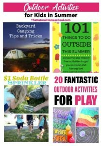 Outdoor Activities for Kids in Summer